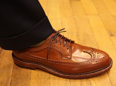 Alden Whiskey Longwings