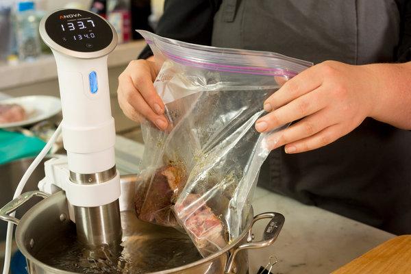 Anova Sous Vide Culinary Precision Immersion Circulator