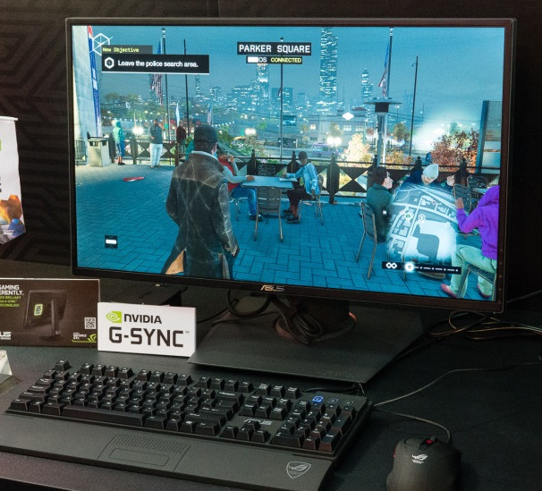 Asus ROG Swift PG278Q 27 144Hz G-SYNC Monitor