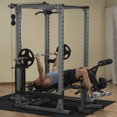 Body Solid 11-Gauge Pro Power Rack Model GPR378
