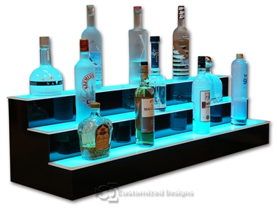 Customized Designs LED Liquor Displays