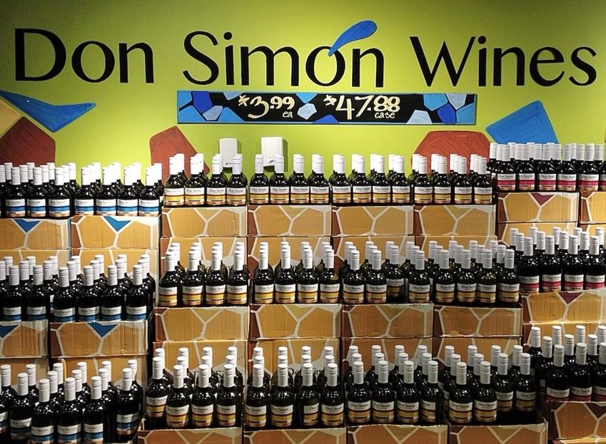 Don Simon Wines Tempranillo