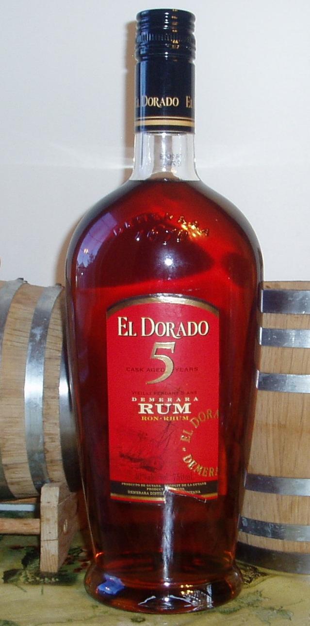 El Dorado Rum 5yr
