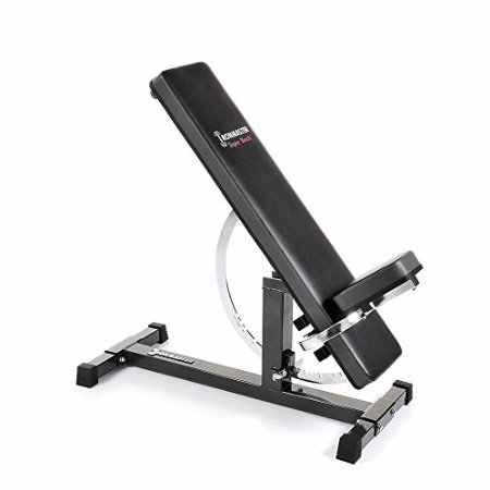 Ironmaster Super Bench Adjustable Weight Lifting