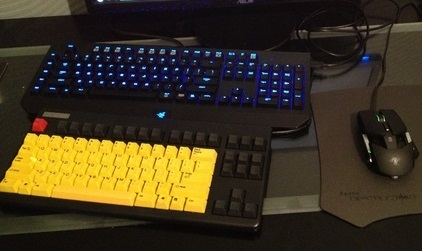 LoL Pro Mouses and Keyboards