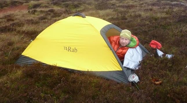 RAB Latok Tent