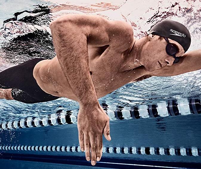 Speedo Silicone Aqua V Swim Cap