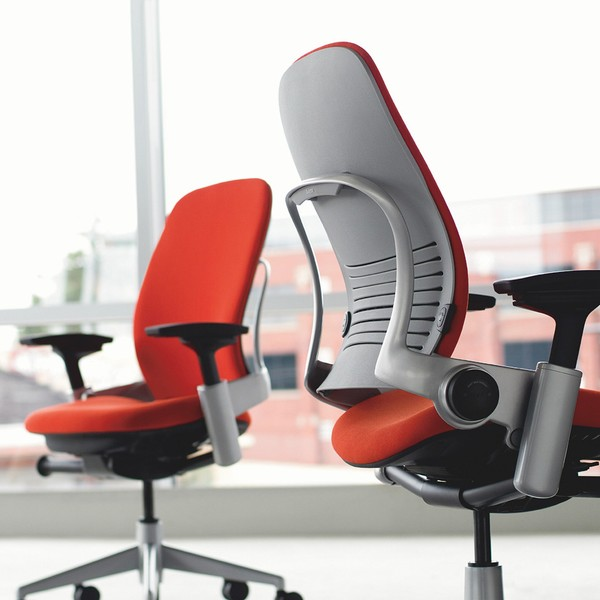 Best Expensive Steelcase Leap Ergonomic Office Chair  sc 1 st  Examined Living & Best Chair and Desk for PC u0026 Gaming | Examined Living