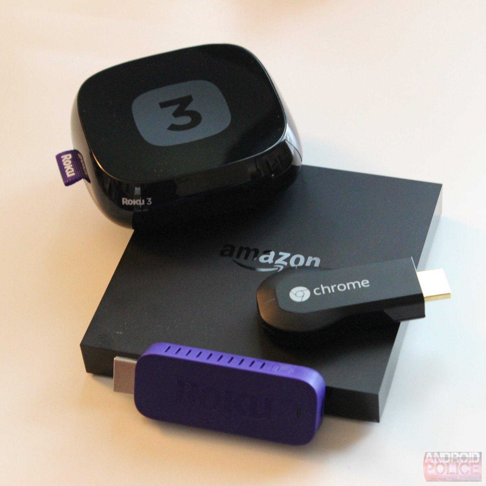 Media Streamer Boxes