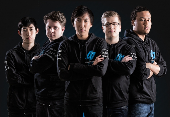 clg lol team