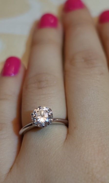 Tiffany Classic Engagement Ring