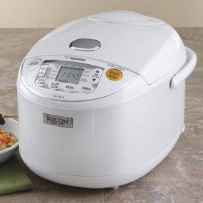 Zojirushi Micom Umami Fuzzy Logic Rice Cooker